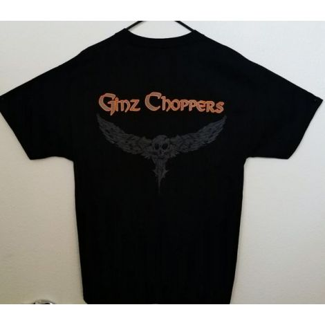 Ginz Choppers Wings - Hanes Men's Tee